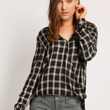 Sparrow Lullaby Plaid Shirt | Ruche