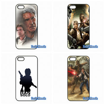 Star Wars: The Force Awakens Han Solo Phone Case Cover For LG G2 G3 G4 G5 Mini G3S L65 L70 L90 K10 For LG Google Nexus 4 5 6 6P