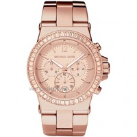 Ladies' Michael Kors Dylan Chronograph Watch