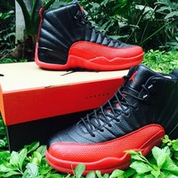 Best Deal Online Nike Air Jordan Retro 12 Bred