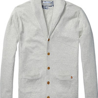 slim fit cardigan - Scotch & Soda