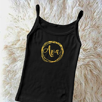 Iron on name, Heat transfer iron on, Glitter lettering, Boho, Monogram iron on, Iron on Lettering, Diy Tribal shirt iron on