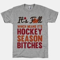 Hockey Season