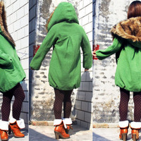 wool coat-----long coat fur coat wool jacket winter coat winter jacket cotton jacket long jacket