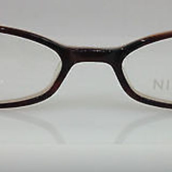 NINE WEST 302 COL 0FU7 TORTOISE PLASTIC KIDS EYEGLASSES FRAMES 45MM AUTHENTIC
