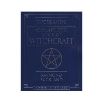 Complete book of Witchcraft by Raymond Buckland