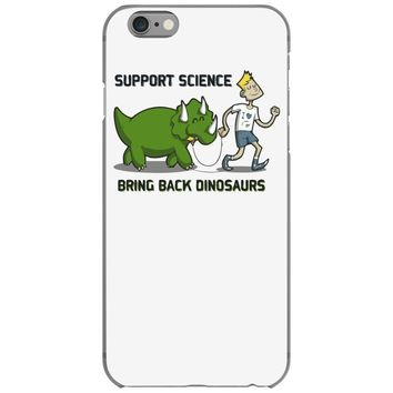 bring back dinosaurs iPhone 6/6s Case