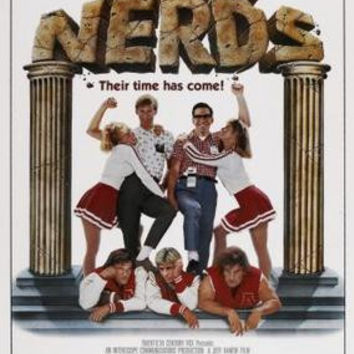 Revenge Of The Nerds Movie Poster 11x17 Mini Poster