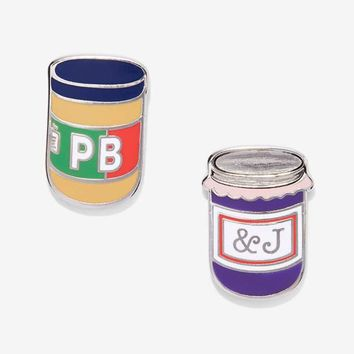 PINTRILL PB + J 2-pc Pin Set