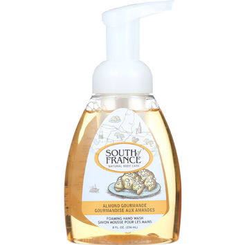 South Of France Hand Soap - Foaming - Almond Gourmande - 8 oz - 1 each