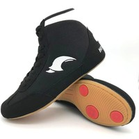 Professional women Men Boxing boots Wrestling Shoes gear Combat Sneakers gym equipment training fighting boots Plus Size 36-46