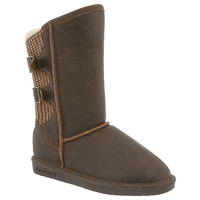 Boshie by BEARPAW review color Chestnut/Natural