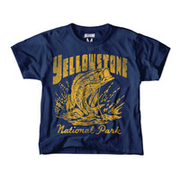 Yellowstone National Park Infant T-Shirt
