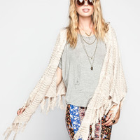 Rip Curl Lazy Day Womens Sweater Ivory  In Sizes