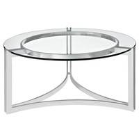Signet Stainless Steel Coffee Table EEI-1438