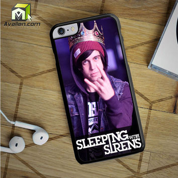 Sleeping With Sirens Infinity Quote iPhone 6S Plus case by Avallen