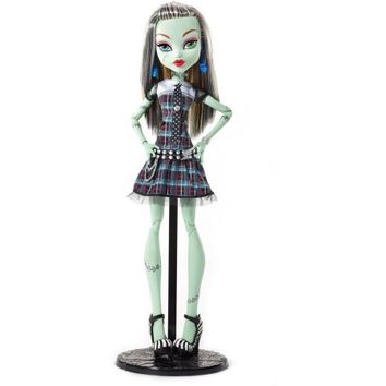 Monster High Frightfully Tall Ghouls' Frankie Stein Doll - Walmart.com