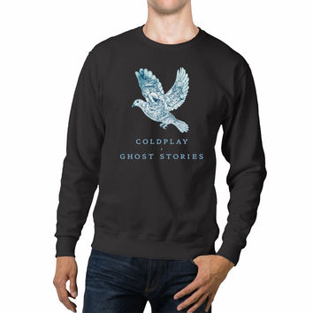 Coldplay Ghost Stories Bird Tattoo Unisex Sweaters - 54R Sweater