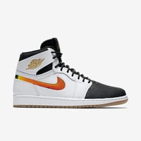 Air Jordan Retro 1 High Nouv White Gum Browns