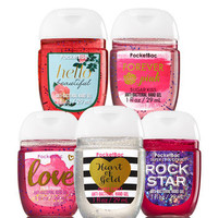 Think Pink 5-Pack PocketBac Sanitizers | Bath And Body Works