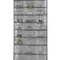 Whitmor 6283-4895 Hanging Jewelry Organizer