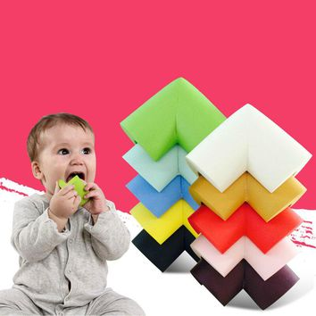 8 Pcs/Lot Children Protection Corner Protector Furniture Table Angle Protection Baby Safety Infant Security Overlays For Corners