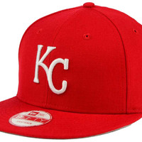 Kansas City Royals New Era MLB C-Dub 9FIFTY Snapback Cap