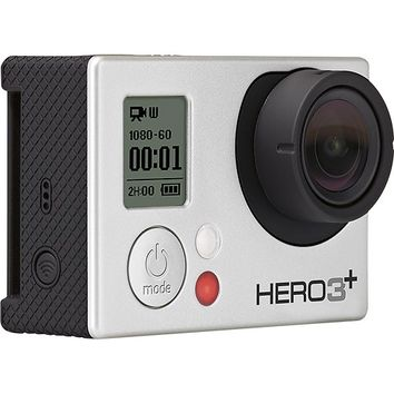 GoPro - HERO3+ Silver Edition Camera