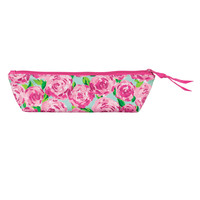 Lilly Pulitzer Pencil Pouch - See Jane Work