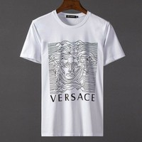 DCCKNY1Q Boys & Men Versace Fashion Casual Shirt Top Tee
