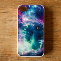 Space iPhone 4 Case New iPhone 4 & iPhone 4s Hubble Nebula