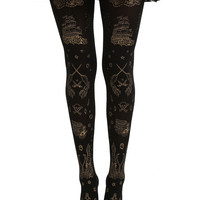 LOVEsick Ship & Sea Tights