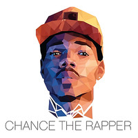 Chance the Rapper ~ Low Poly