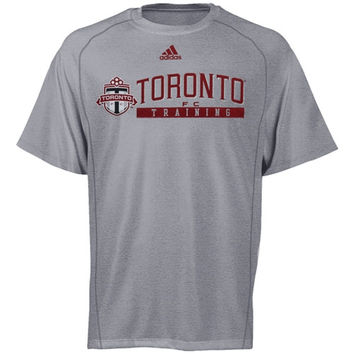 adidas Toronto FC Training Performance T-Shirt - Ash - http://www.shareasale.com/m-pr.cfm?merchantID=7124&userID=1042934&productID=540351898 / Toronto FC