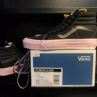 Anti Social Social Club X Vans X DSM Women Skateboarding Shoes 35-39