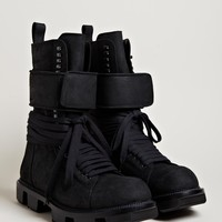 Rick Owens Men's Plinth Hiker Boots