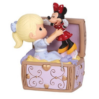 Toy Chest - Musical - Precious Moments