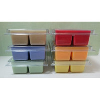Unscented All Natural Soy Wax Melts