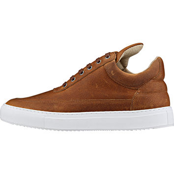 Filling Pieces Low Top - Premium Wood/Brown