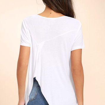 Cheap Monday Intention White Tee