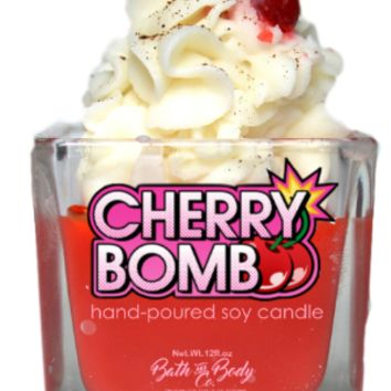 CHERRY BOMB SIGNATURE CANDLE