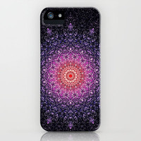 mandalA iPhone Case by M✿nika  Strigel	 | Society6