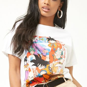 Dragonball Z Graphic Tee