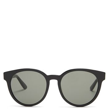 Monogram round-frame acetate sunglasses | Saint Laurent | MATCHESFASHION.COM UK