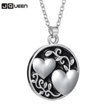 Love Heart Clavicle Tree Branches Necklace Neck Women Short Style Chain Lady Feminino Collar