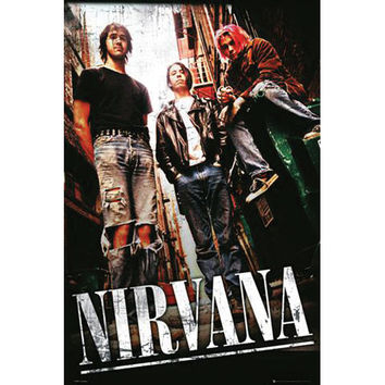 Nirvana - Domestic Poster