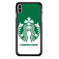 Starbucks Coffee 7 iPhone X Case