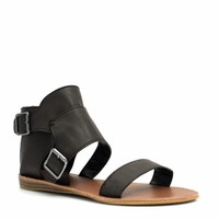 Caged Ankle Sandals