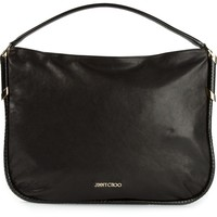 Jimmy Choo large 'Zoe' hobo shoulder bag