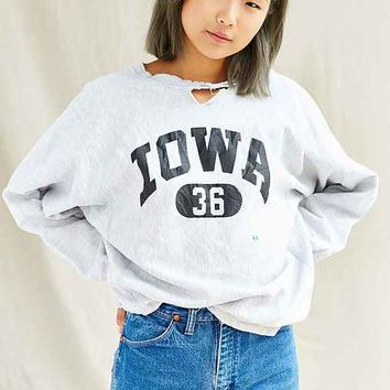 Vintage Champion Iowa Sweatshirt